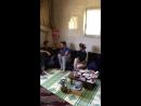 Президент Сирии Башар Аль Асад и его семья посетили раненого героя САА Айхама Махмуда Дония в деревне Дейр Шамиль провинции Хама