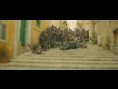 Война миров Z World War Z 2013 - все сцены волн зомби.