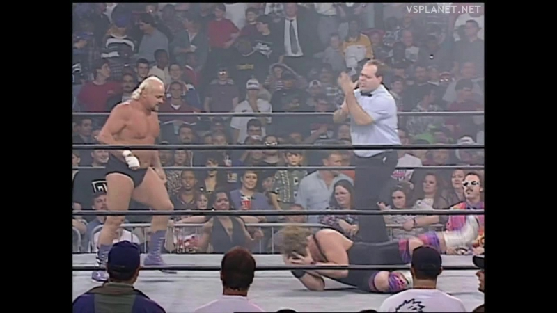 Taskmaster vs Maverick Wilde, WCW Monday Nitro 10.02.1997