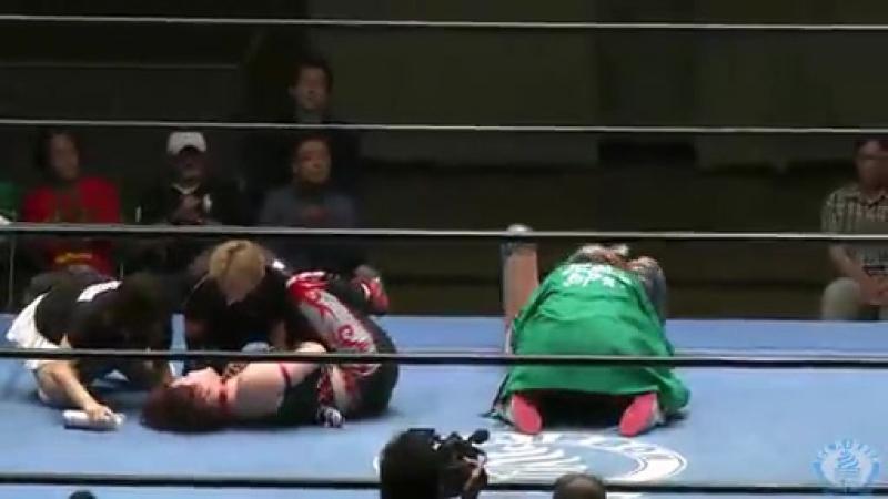 6 Icex Championship Kurumi c Vs Aoi Kizuki 6 24 15