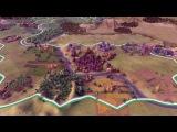 Civilization 6 - новая эпоха Цивилизации, полностью другой геймплей, одна из самых ожидаемых игр