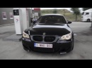 BMW E60 M5 Черная акула