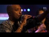 SOPRANO &amp ZAHO - En feu (LIVE) Le Grand Studio RTL