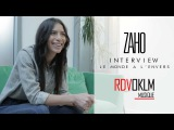 Interview ZAHO - RdvOKLM