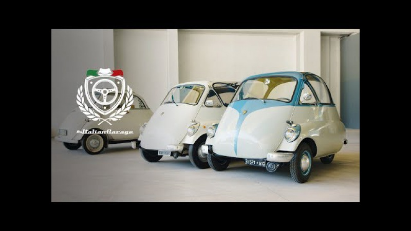 Isetta, the city car that saved BMW - S1E4 - The Iso Rivolta Chronicles [ENG SUB]