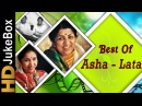 Hits Of Asha Lata Superhit Songs Evergreen Old Hindi Songs Collection