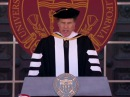 Will Ferrell sings Whitney Houston's 'I Will Always Love You' to graduates