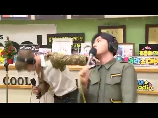 MONSTA X singing FXXK IT by BigBang (funny)