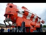 В Баренцевом море испытали автономный спасательный батискаф для ВМФ России