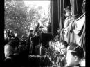 L'inaugurazione della Casa Madre dei Mutilati d'Italia alla presenza del Re e della Regina