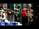 The Evolution of Graphics Fallout (1997 -2015)