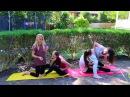 Девочки гимнастки . Классная гимнастика . - Видео Dailymotion