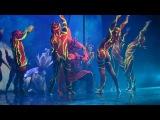 2017.03.11 Москва.Шоу Человек-амфибия. Акробатика в воздухе