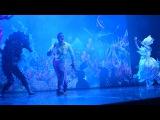 2017.03.11 Москва.Шоу Человек-амфибия.Встреча Ихтиандра с морской феей