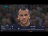 PES 2017 Faces - Barcelona FC