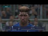 PES 2017 Faces - France