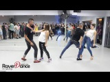 Alex Alberola, Danielle, Motty &amp Gilat - Bachata workshop for advanced level