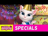 Talking Angela Sings Happy Birthday to Me! (NEW Song)