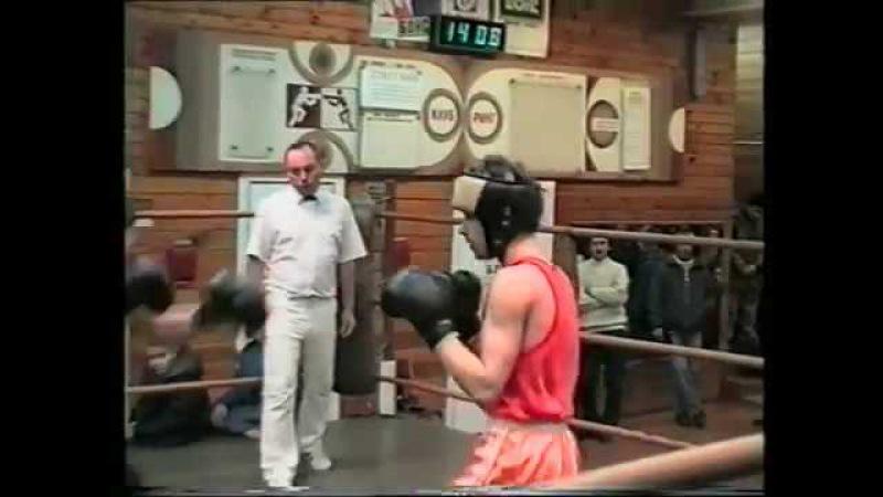 Ринг турнир по боксу 1994 год
