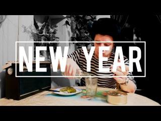 VLOG: MiSTiK упал с горки. Экстримальные санки. ROOM-TOUR квартиры. Новый год 4K