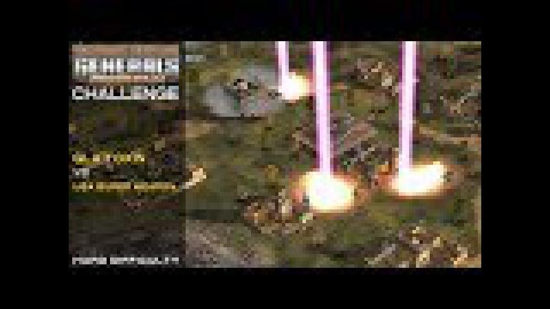 Command Conquer: Zero Hour - Challenge - GLA Toxin vs USA Super Weapon [Hard] 1080p