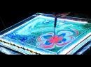 майстер-клас з малювання на воді ЕБРУ