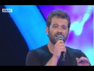 Спирос Каввадас VS Христос Феодору - Den Eimai Allos (Христос Фивайос)