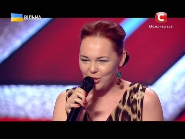 «Х-фактор-5» / Ольга Политова - Skyfall (ADELE cover) / Харьков (23.08.2014)