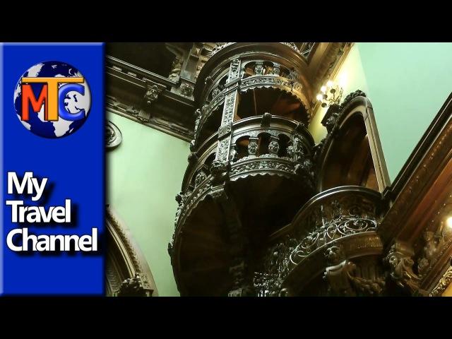Castelul Peles (interior) Peles Castle ✔