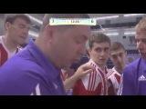 Чеховские медведи  - Динамо Виктор  Полуфинал Чемпионата России  Ответный матч
