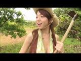 Japanese Gravure Idol Shizuka Nakamura played an American farmer