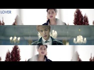 BTS/GOT7/EXO - Blood Sweat Tears/Hard Carry/Lotto MASHUP