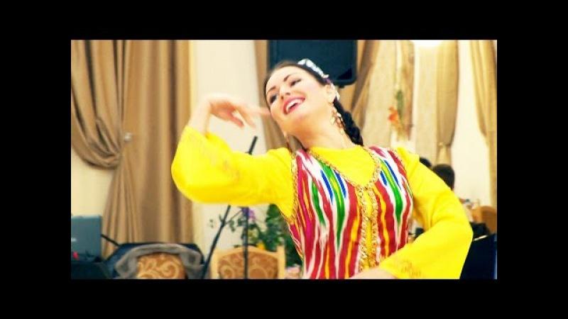 Ансамбль Ильхам. Аня Ханум. Узбекский танец