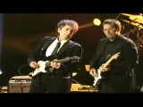 Bob Dylan &amp Eric Clapton - Don't Think Twice, It's All Right (Live at The Garden)