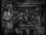 Go West - Harpo Marx plays harp