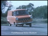 Ford Transit, the Supervan - 1969