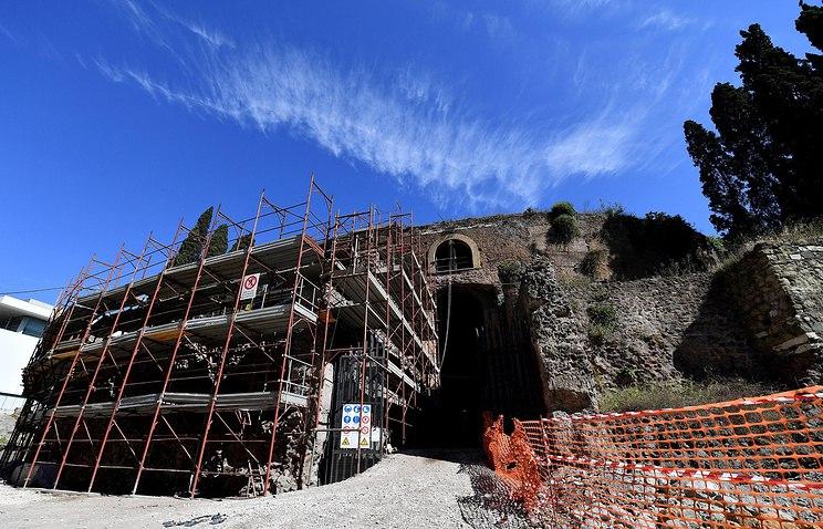 Мавзолей Августа в Риме откроют для посещения в 2019 году