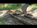 Выброс пути - Railway track buckle
