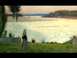 Песня о Родине. Поёт Валентина Рябкова. Оптинская весна - 2010