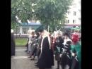 21 Мая 2017 день траура адыгов Несмотря на дождь молодые люди старики и даже дети вышли на улицу почтить память погибших