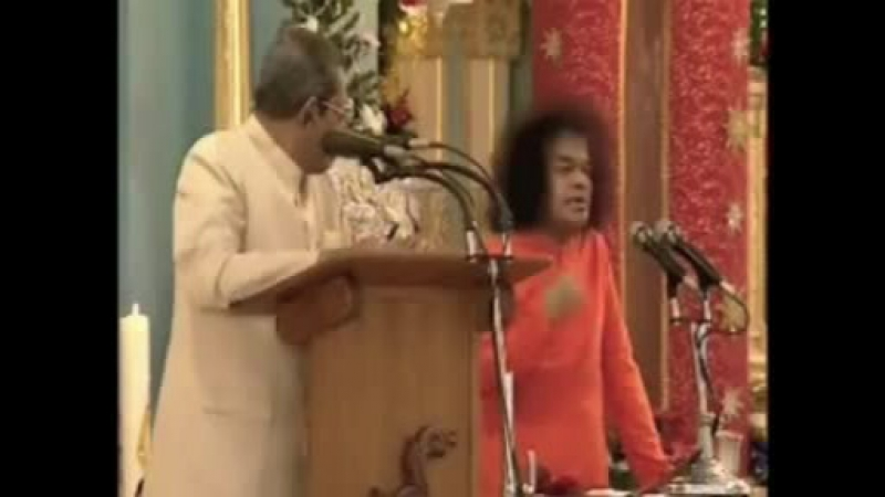 SOULJOURNS - A SAI BABA VIDEO GEM - NOTE- WITH ENGLISH SUBTITLES