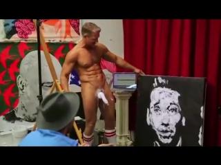 Порно художница рисует член, порно актрисы натали и сэм