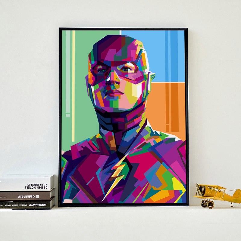Декоративная картина The Flash