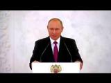 С днем рождения, Алексей! - поздравление от Путина В.В. happy birthday, Alex!