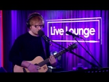 Ed Sheeran covers Christina Aguileras Dirrty in the Live Lounge