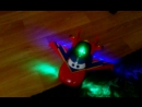ЛЕТАЧКИ (3D свет, музыка,на батареках)