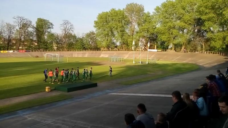 KKS Kalisz-Gwardia Koszalin (13.05.17)