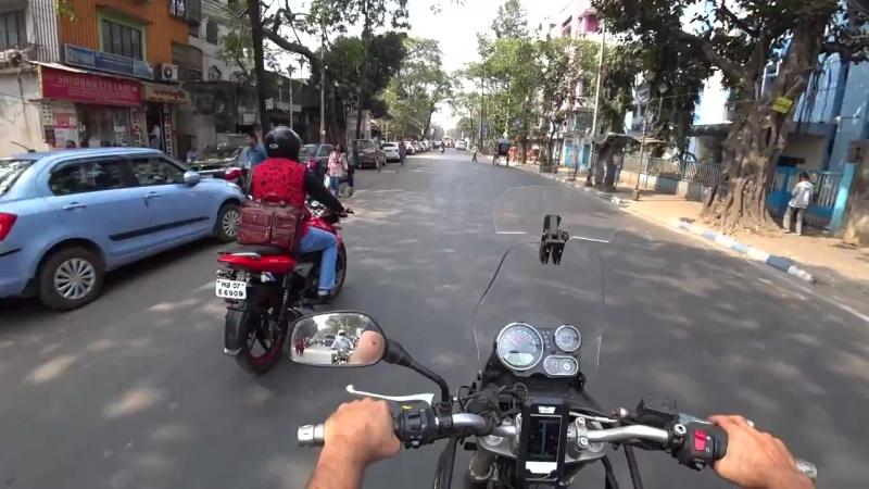 Мотопутешествие 4-6_ Колката (Kolkata)