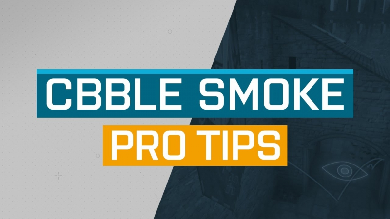 ProTips- Cbble - B-Halls Counter-Rush Smoke @ CS:GO