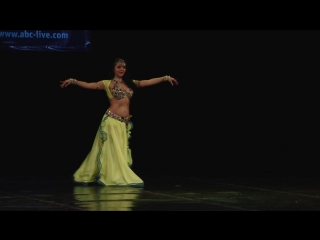 Choreography by Natalia Amira Kuzmina. Gorgeous Anastasia Osipchuk